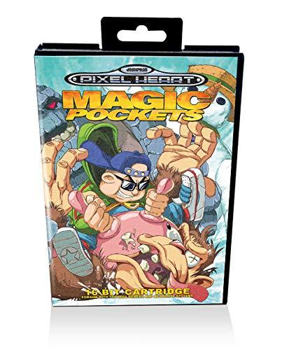 Magic Pocket (Megadrive)