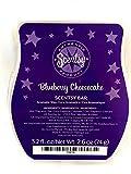 Scentsy Blueberry Cheesecake Wickless Candle Tart Warmer Wax, 3.2 fl oz / Net Wt.2.6 Oz (74 g)