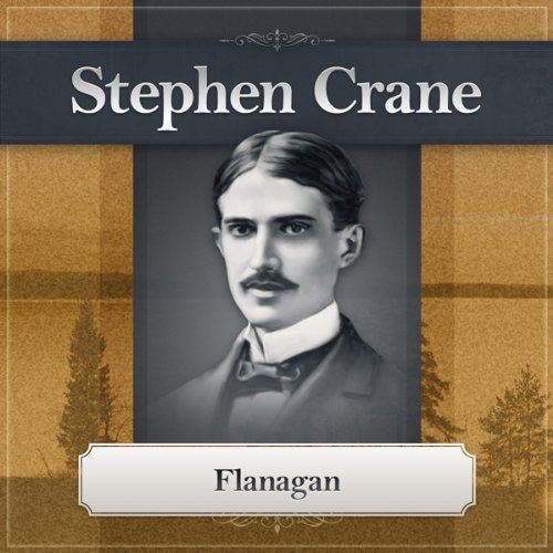 Flanagan audiobook cover art