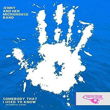 Somebody That I Used to Know (Instrumental Club Mix)