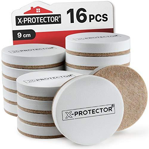Elevadores De Muebles 9 Cm Marca X-Protector