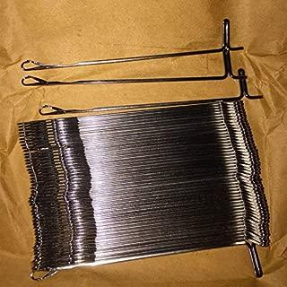 Sewing Tools 50Pcs Knitting Machine Needles for Brother Silver Reed Knitmaster Empisal Lk100 Lk140 Lk150 Kx350 Kx355 Kx370 Tools Accessory