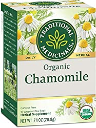 Chamomile or Camomile (Calming Herbal Tea)