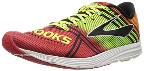 Brooks Hyperion, Scarpe da Corsa Uomo, Multicolore (High Risk...