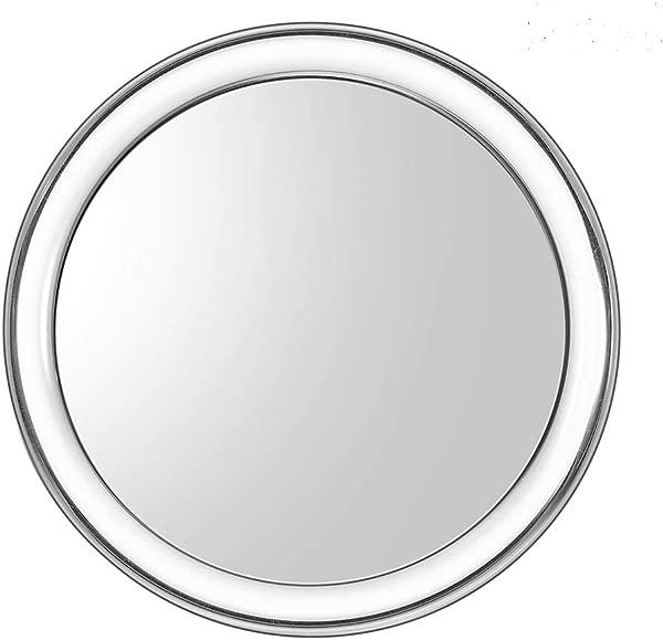 Uarzt Makeup Vantity Mirror 20X Magnifying Mirror Detachable Beauty Mirror 4 Inch Round Makeup Cosmetic Mirror For Bathroom Or Bedroom Table 20X