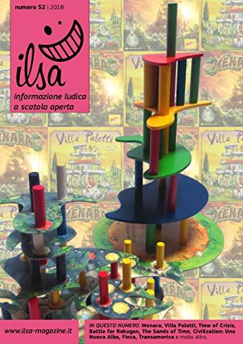 ILSA #52 (Italian Edition)