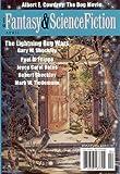 Magazine of Fantasy & Science Fiction April 2003