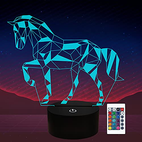 Night Light Illusion Lamp