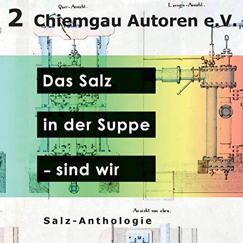 Das Salz in der Suppe - sind wir: Anthologie des Vereins Chiemgau-Autoren e.V.