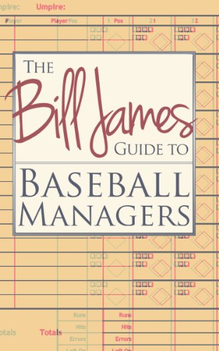 The Bill James Guide to Baseball Managers (English Edition)