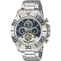 Seapro Men's Montecillo Automatic-self-Wind Watch with Stainless-Steel Strap (SP5136)