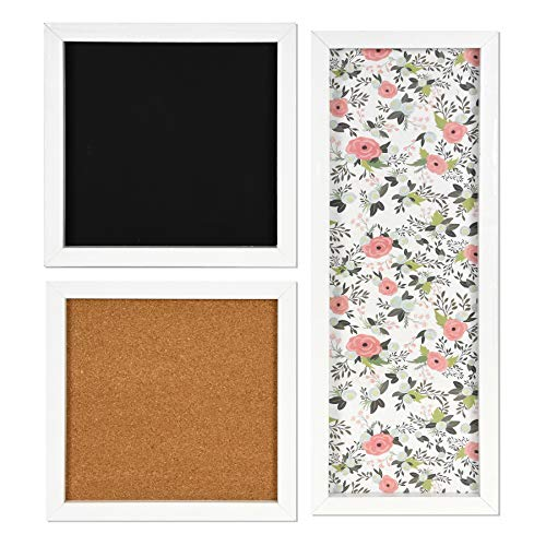 Wall Pops Garden Rose Gallery Organization Kit, Multicolor