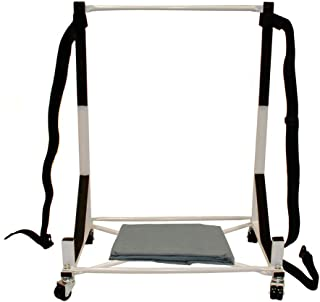 Heavy-duty Hardtop Stand/Storage Cart with Strap & Free Generic Hard Top Dust Cover