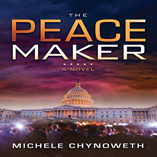 The Peace Maker audiobook cover art