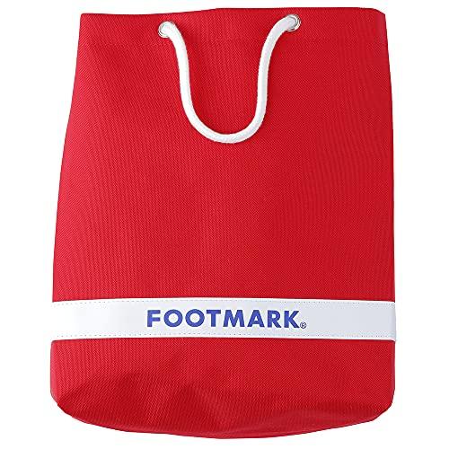 フットマーク(Footmark) スイミングバッグ 学校体育 水泳授業 スイミングスクール ボックス2 男女兼用 05(レッド) 101480 One Size