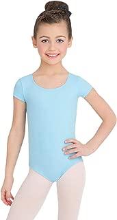 Capezio Girls' Team Basic Short Sleeve Leotard