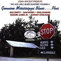 Johnny Vincent Presents Genuine Mississippi Blues.