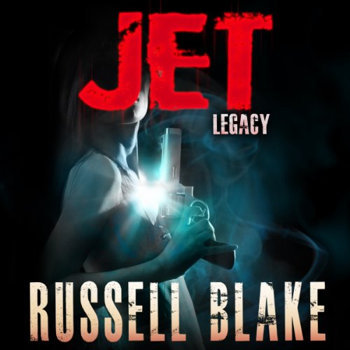 Jet V audiobook cover art
