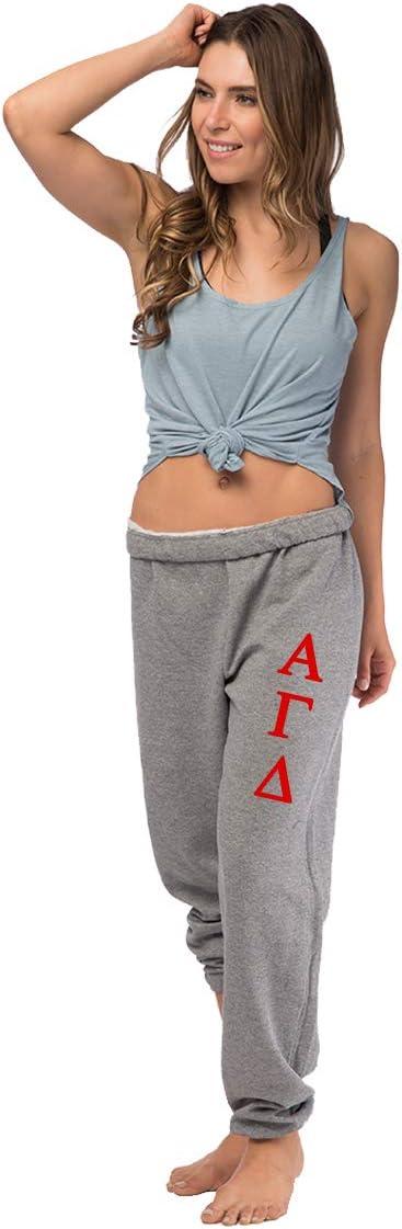 Gift AGD Apparel Alpha Gamma Delta Sweatpants Alpha Gamma Delta Sweats AGD Sorority Alpha Gam Sweatsuit Alpha Gamma Delta Lounge Pants