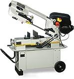Quantum S 181 SET - resistente sierra de cinta para metales con regulación continua, reducción hidráulica