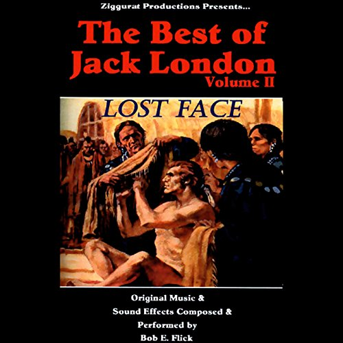 Lost Face audiobook cover art