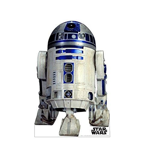 Advanced Graphics R2-D2 Life Size Cardboard Cutout Standup - Star Wars Classics (IV - VI)