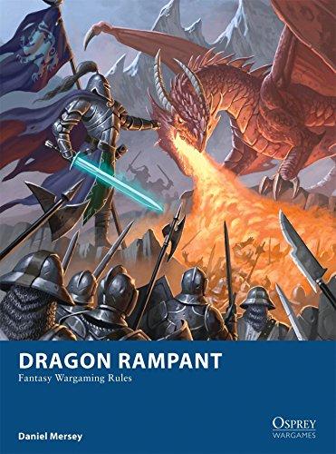 Dragon Rampant: Fantasy Wargaming Rules (Osprey Wargames, Band 13)