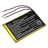 CELLONIC® Batería Premium Compatible con JBL Clip 2, Clip 2 AN, CLIP2BLKAM, CS056US, P04405201, GSP383555 800mAh Pila Repuesto bateria
