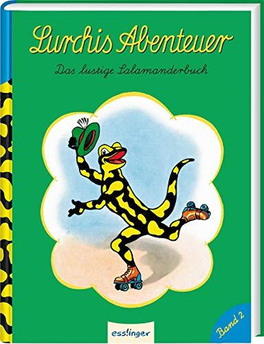 Lurchis Abenteuer 2: Das lustige Salamanderbuch (2)