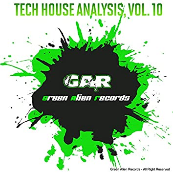 Tech House Analysis, Vol. 10