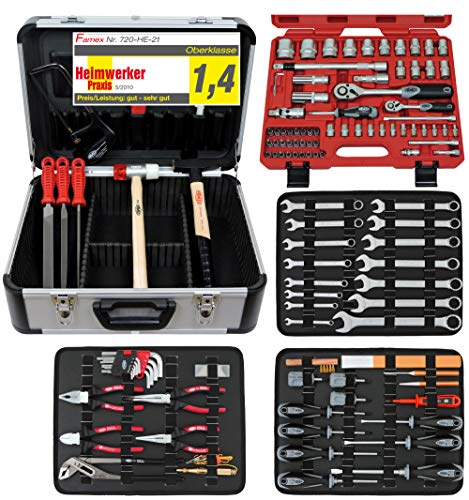 Famex 720-21 - Maletín de herramientas para mecánicos