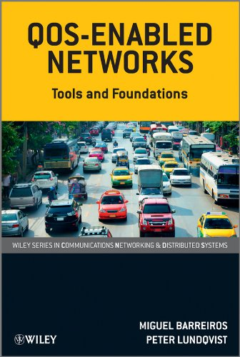 QOS-Enabled Networks: Tools and Foundations (Wiley Series on Communications Networking & Distributed Systems Book 42) (English Edition) eBook: Barreiros, Miguel, Lundqvist, Peter: Amazon.es: Tienda Kindle