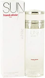Franck Olivier Sun Java White For Women - Eau de Parfum, 75 ml