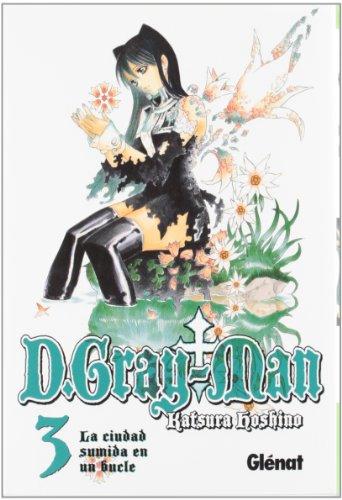 D.Gray-Man 3 (Shonen Manga)