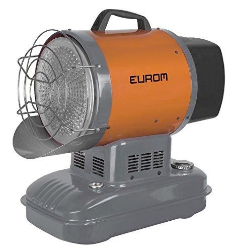 Infrarood dieselverwarming Sunblast stookolie verwarmingskanon oliekachel 15 kW warmtestraler bouwverwarming