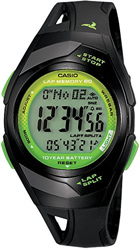[カシオ]CASIO 腕時計 フィズ LAP MEMORY 60 STR-300J-1AJF