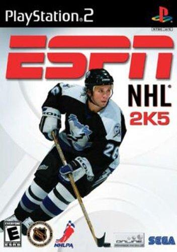 ESPN NHL 2K5 (PS2) by Take 2