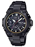 Casio G-Shock MRG-B1000B-1A Reloj analógico solar Bluetooth de tamaño mediano
