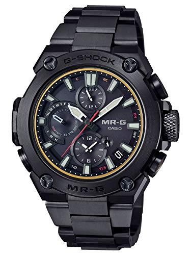 Casio G-Shock Mens MRG-B1000B-1A Solar Analog Bluetooth Midsize Watch