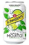 Schweppes Virgin Mojito 33cl (pack de 24)