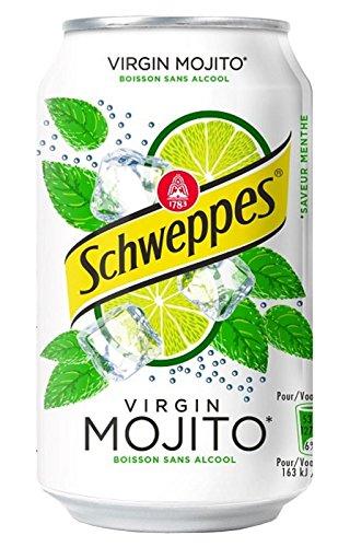 Schweppes Virgin Mojito 33cl (pack de...