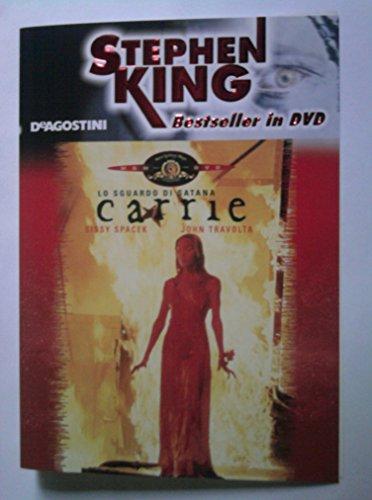 Carrie - Lo Sguardo Di Satana (Dvd senza Booklet interno) - Ed. Editoriale - De Agostini
