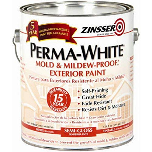RUST-OLEUM 3131 Mildew-Proof Exterior Paint