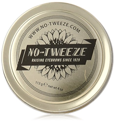 No-Tweeze Classic Hard Wax Hair Remover, 4 oz.