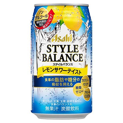 スタイルバランス レモンサワーテイスト[機能性表示食品] [ ノンアルコール 350ml×24本 ]