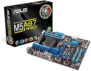 ASUS M5A97 Pro - Placa Base (Dual, 1066, 1333, 1600, 1800, 1866 MHz, 32 GB, AMD, Socket AM3+, 7.1)