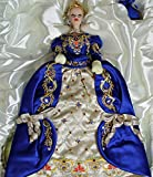 Faberge Imperial Elegance - Muñeca Barbie de porcelana, edición limitada