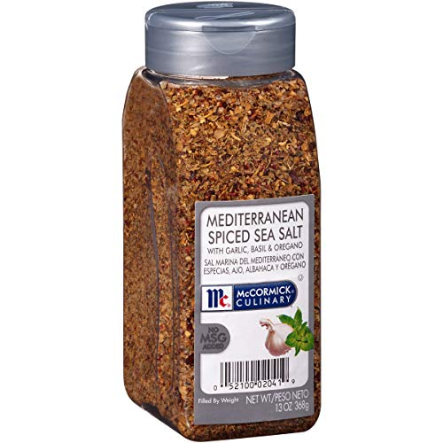 McCormick Culinary Mediterranean Spiced Sea Salt, 13 oz