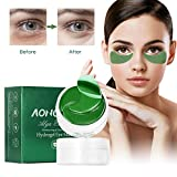 Collagen Under Eye Patches for Puffy Eyes - 30 Pairs Anti-Aging Hyaluronic Acid