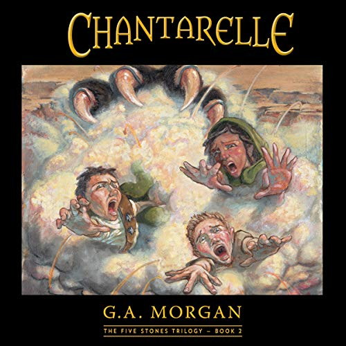 Chantarelle  By  cover art